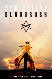 Bloodrush Cover Final